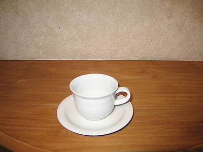ESCHENBACH *NEW* TODAY BLANC Tasse à moka 16cl avec soucoupe Cup with coaster