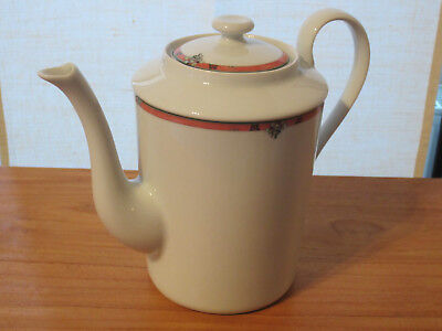 PORCELAINE CNP *NEW* OXFORD EMILIE Cafetière Coffee pot