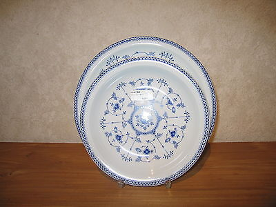 *NEW* MOTIF BLEU Set 2 assiettes Blauw