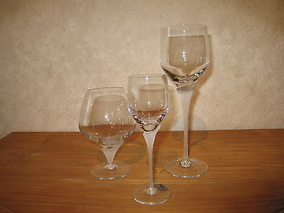 SPIEGELAU *NEW* IMPRESSION Set 2 verres à porto 12cl ( au milieu ) Glasses