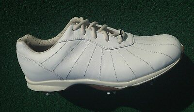 Women's FootJoy emBody Golf Shoe #96100 - White (discontinued style)