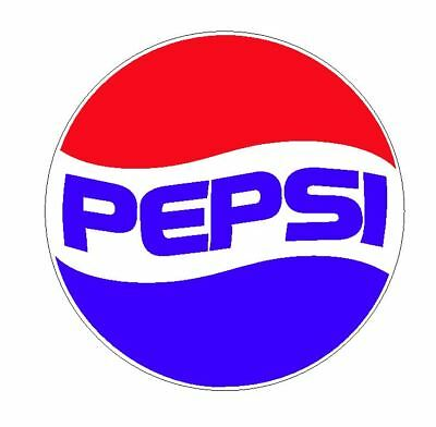 Pepsi Logo Decal (6 Sizes available) sticker