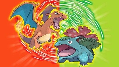 FireRed & LeafGreen Complete Reverse Holo Collection - Reverse Holo Cards 1-103