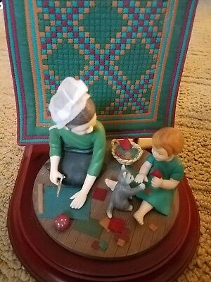 Amish Heritage Katie & Beth Figure First Issue #30045