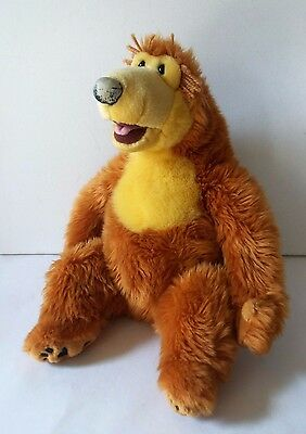 30 cm Bear In The Big Blue House Plush Soft Toy Animal Teddy Disney Henson Doll