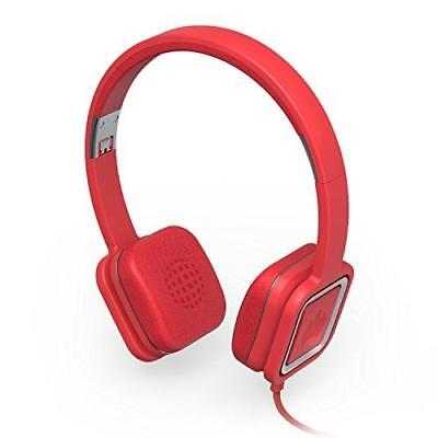 Ministry Of Sound Audio On Casque Audio Rouge