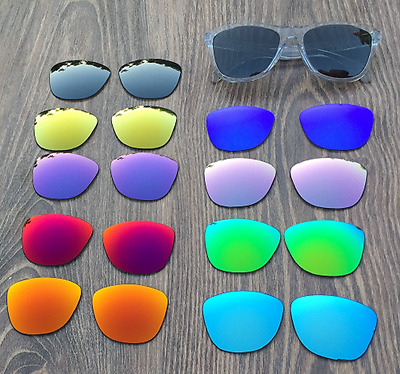 MZM Polarized Replacement Lenses For Oakley Frogskins ( choose you color)