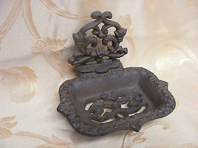 Antique style *SOAP DISH* cast iron fixture