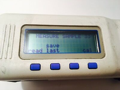 X-Rite MA90 DuPont ChromaVision Multiangle Spectrophotometer Paint Matching Sys