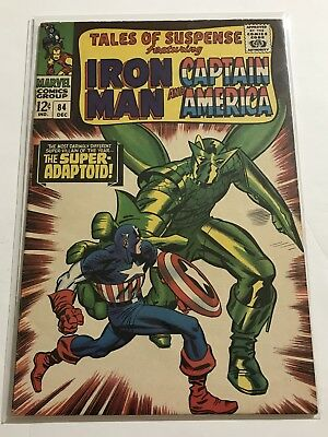 Tales Of Suspense #84 FN Iron Man/Captain Huge Collection Check Other Listings!