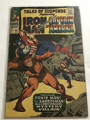 Tales Of Suspense #88 VG Iron Man/Captain Huge Collection Check Other Listings!