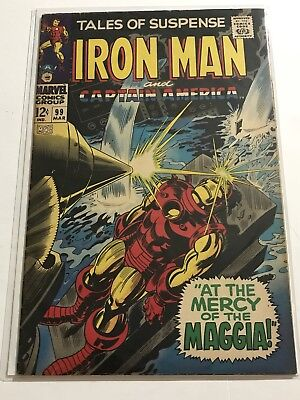 Tales Of Suspense #99 FN Iron Man/Captain Huge Collection Check Other Listings!