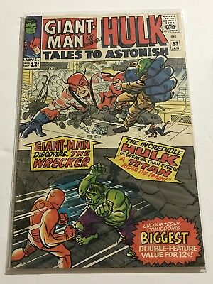 Tales To Astonish #63 PR Hulk/Ant Man Huge Collection Check Other Listings!