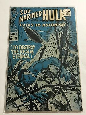 Tales To Astonish #98 GD Hulk/Ant Man Huge Collection Check Other Listings!
