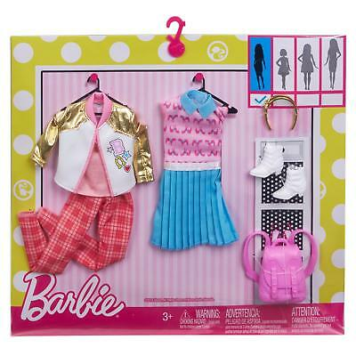 Barbie Fashion 2 Pack #08