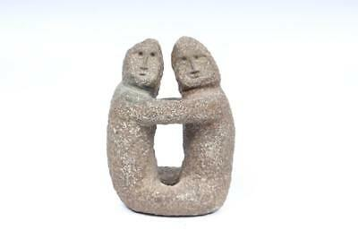 Pre-Columbian Ethnographic Carved Stone Figures