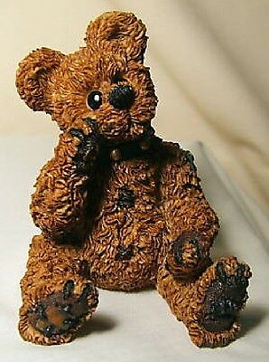 Boyds Bears - Humbolt ... The Simple Bear 1999 Figurine