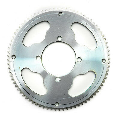 Electric E Scooter Bike Chain Wheel Rim Drive Sprocket 6mm 25H 80T 80 Tooth Cog