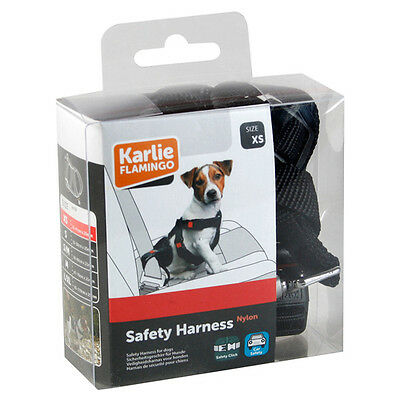 Karlie Dog Car Safety Harness, Various Sizes, NEW