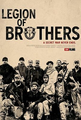 Legion Of Brothers Movie Poster 18'' X 28''