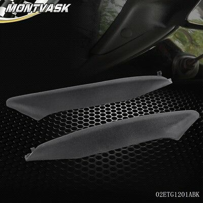 Pair Rubber Windshield Wiper Cowl For Ford F150 Lincoln Mark LT 04-08