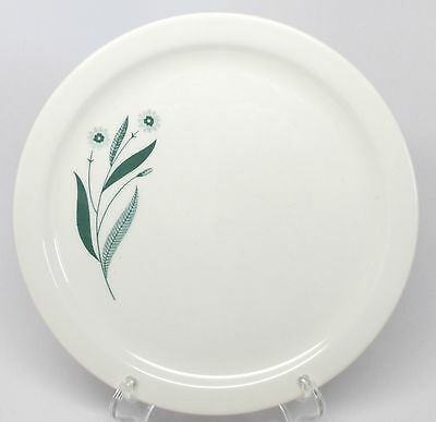 Homer Laughlin Best China - HLC3930 - Green Flowers - Salad Plate(s)