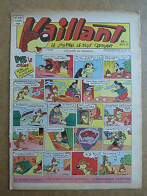 JOURNAL VAILLANT n° 525   ( BOURG  )