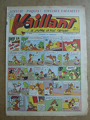 JOURNAL VAILLANT n° 516   ( BOURG  )