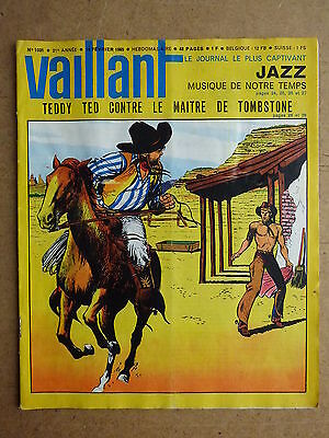 JOURNAL VAILLANT n° 1031  ( BOURG  )