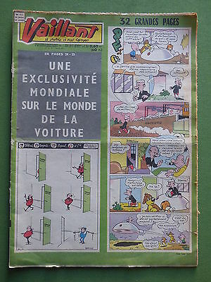 JOURNAL VAILLANT n° 811   ( BOURG  )
