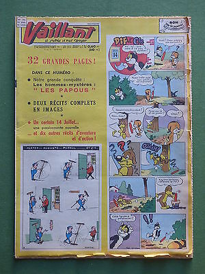 JOURNAL VAILLANT n° 792   ( BOURG  )