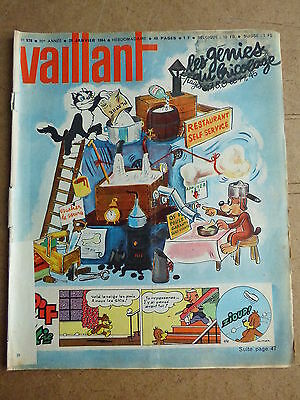 JOURNAL VAILLANT n° 976   ( BOURG  )