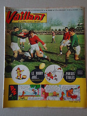 JOURNAL VAILLANT n° 935   ( BOURG  )