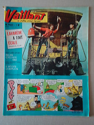 JOURNAL VAILLANT n° 910    ( BOURG  )