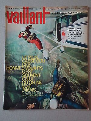 JOURNAL VAILLANT n° 962  ( BOURG  )