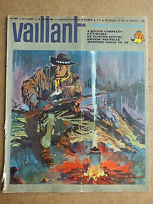 JOURNAL VAILLANT n° 989   ( BOURG  )