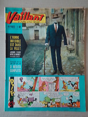 JOURNAL VAILLANT n° 917   ( BOURG  )