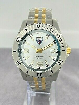 NRL Watch Limited Edition 100m WR Supporters Watch Date RRP $149