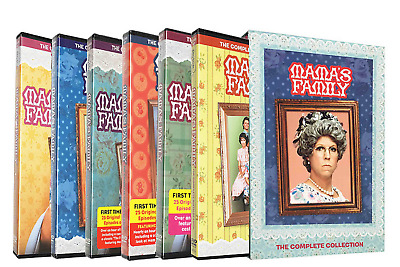 Mama's Family: The Complete Series Collection (DVD,  22-Disc Set) BY USPS