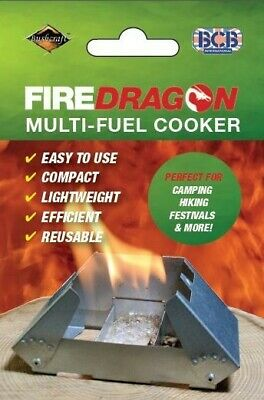 Hornillo plegable Firedragon Folding Cooker