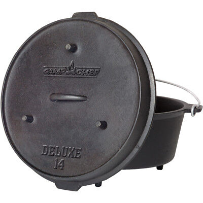Camp Chef Deluxe Dutch Oven DO-14 (88,99€/1Stk)