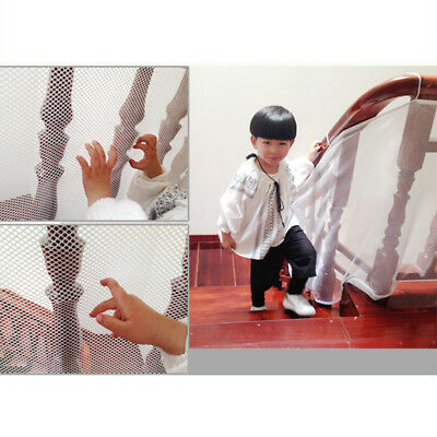 Balcony Indoor Stairs Banister Safety Net for Children