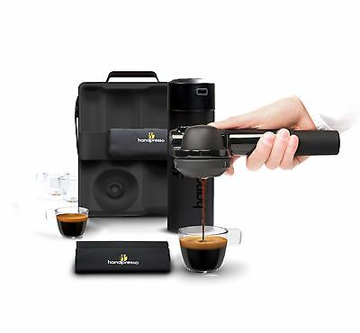 Handpresso Pump Set - Black *New 2017 Design*