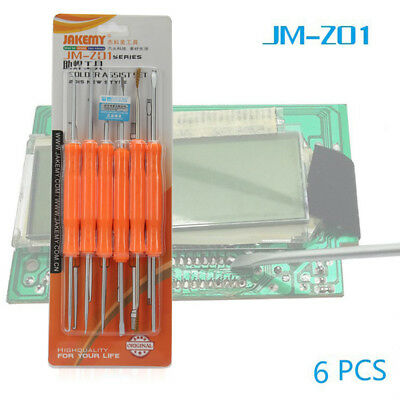 JAKEMY JM-Z01 6 in 1 Soldering Assist Tool Kit for Integrated Circuits Board