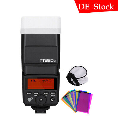 Godox TT350O TTL 2.4G Camera Flash Speelite For Olympus Panasonic P3 G85 LX100