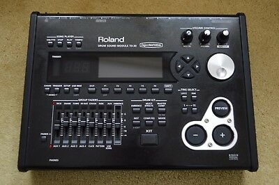 Roland TD30 Electronic Drum Module