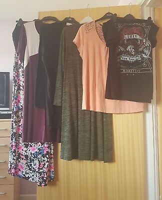 womens top/dress bundle size 20uk yours