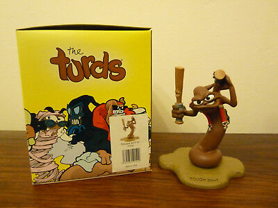 The Turds figurine  - Tough Sh*t & Bullsh*tter  -   Fun Gift Idea,