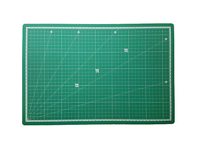 A3 Cutting Mat Self Healing Non Slip Craft Quilting Printed Grid Lines Board New