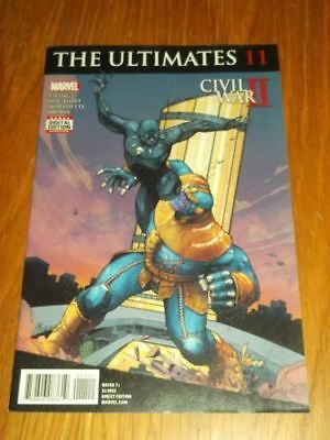 Ultimates #11 (2016) 1St Print Bag & Boarded Marvel Comics